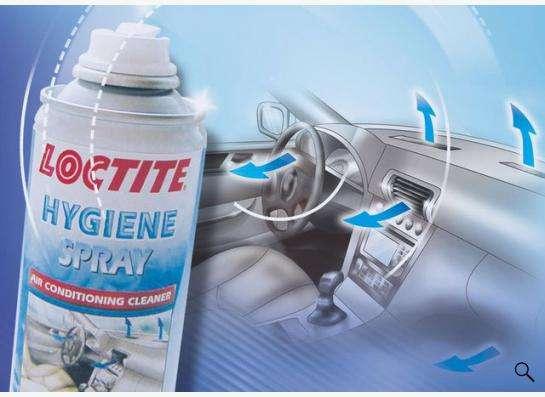 Loctite Hygien Spray – Очиститель кондиционеров в Екатеринбурге