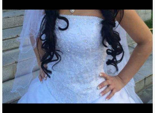 Свадебное платье для Лучшей! в Санкт-Петербурге фото 4