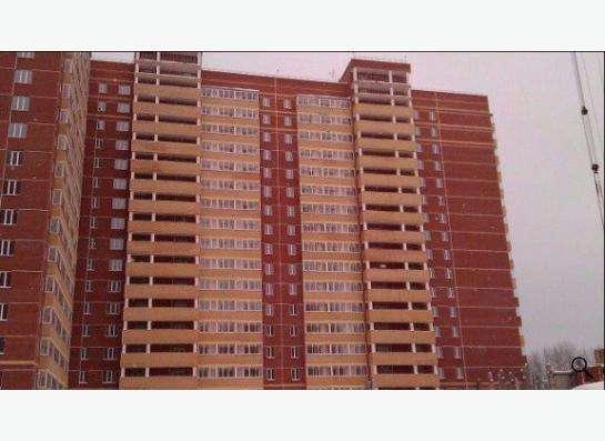Продается отличная 1-к квартира 40 м²