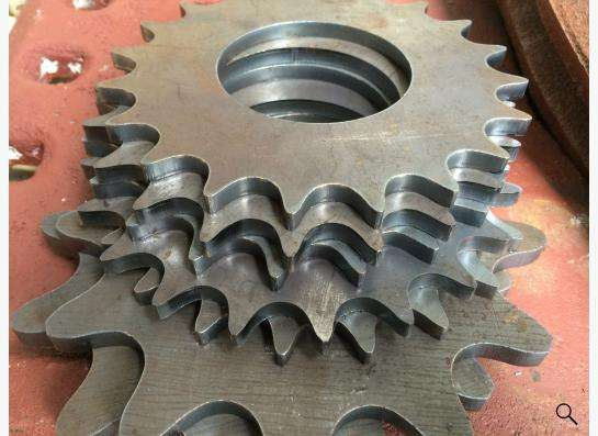 Производство металлоизделий (звездочка для цепей)