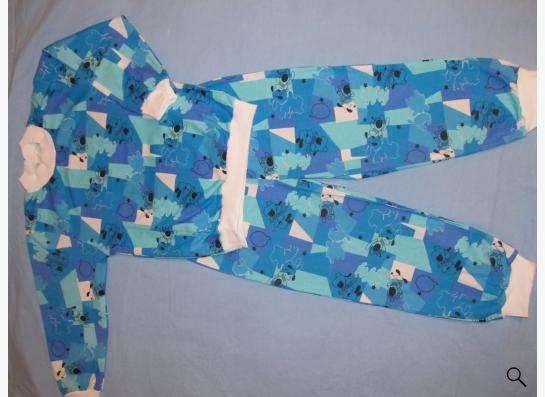 Пижама новая. Размер 128.