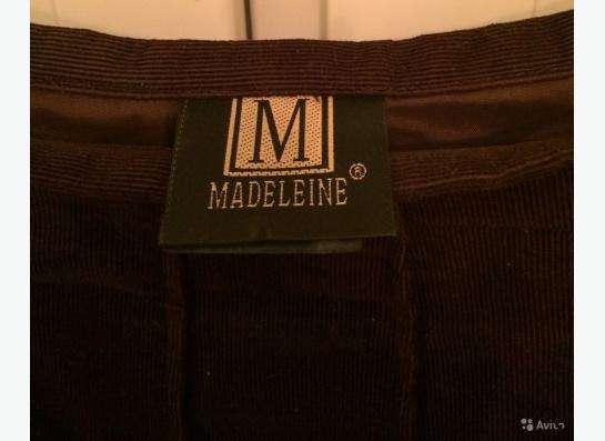 Женская вельтовая юбка размер 42 Madeleine в Москве фото 3