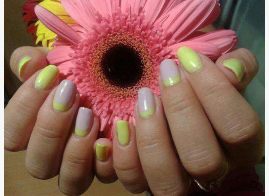Маникюр, покрытие ногтей гель-лаком в Екатеринбурге