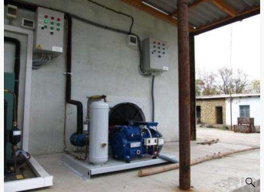Агрегат холодильный морозильный поршневой спиральный в Самаре