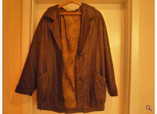 Куртка кожаная-52раз.новая из Турции.т.89137768497 в Новосибирске фото 7