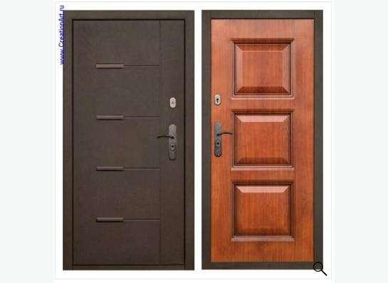 Металлические двери в Москве фото 3
