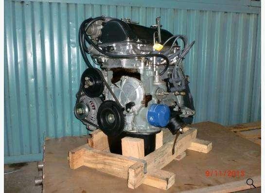 Двигатель ВАЗ - 21214 (нива; инжектор)