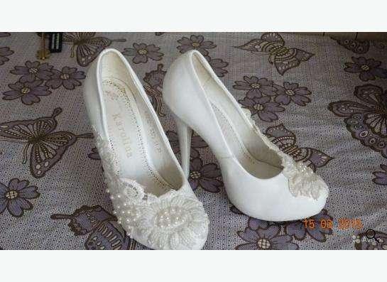 Туфли белые в Смоленске фото 4