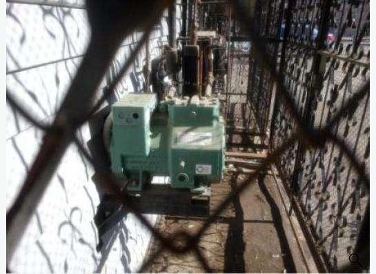 Агрегат холодильный морозильный поршневой спиральный