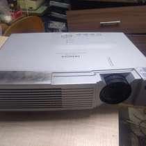 Проектор hitachi CP-S220WA, б/у, нерабочий, в г.Долгопрудный