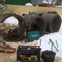 Копка колодцев, канализаций-работаем круглый год, в Владимире