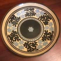 Блюдо для плова, керамика. Винтаж СССР, в г.Москва