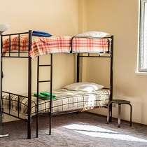 Кровати односпальные, двухъярусные для хостелов и гостиниц,, в Симферополе