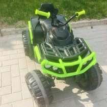 Продается детский квадроцикл, в г.Волгоград