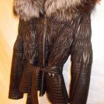 кожаную куртку кожа с тессерой, в г.Кемерово