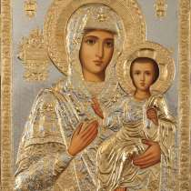 Покупка икон и др. старины, в Нижнем Новгороде