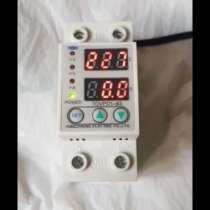 Реле напряжения 220 вольт, 32 А, в Омске