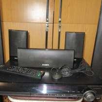 Sony DAV-DZ590M с калибровочным микрофоном, в г.Коломна