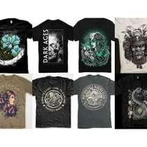 Продаётся уникальный домен Магазин футболок, в Москве