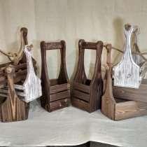Декоративные ящики из дерева оптом, в г.Минск