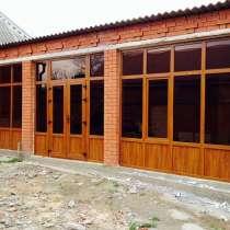 Металлопластиковые и алюминиевые окна,двери, витражи,перегор, в г.Бишкек
