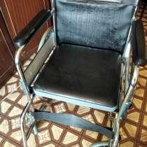 Инвалидное кресло-коляска с санитарным оснащением, в г.Семей