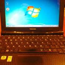Toshiba NB250-107 Диагональ 10.1, в г.Москва