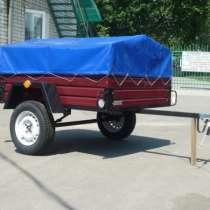 Продам прицеп новый с завода, в г.Киев
