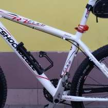 Рама велосипед Shockblaze R7 Elite белый М (Италия), в г.Сумы