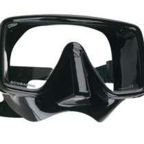 Легендарная маска для дайвинга Scubapro Frameless, в Севастополе