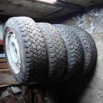 Комплект шин на Волгу, в Саратове