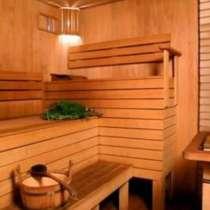 Внутренняя отделка бани под ключ, в Перми