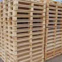 Продажа деревянных поддонов и паллет недорого, в Пензе