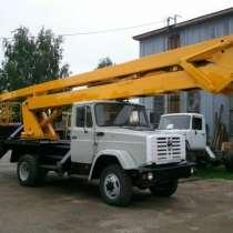 Услуги, Аренда Автовышки ЗИЛ 22 метра, в Череповце