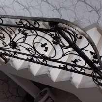 Изделия художественной ковки, металлоконструкции, в Москве