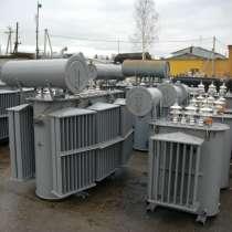 Трансформаторы ТМ, ТМГ с хранения, в Москве