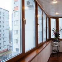 Отделка балконов и лоджий, в Москве