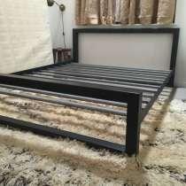 Кровать из металла 2000х1600х400, в г.Минск