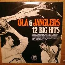Пластинка виниловая Ola & The Janglers - 12 Big Hi, в Санкт-Петербурге