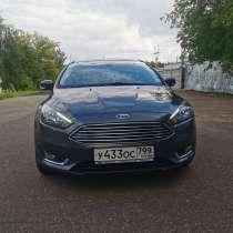 Ford Focus III Рестайлинг, в Москве