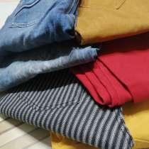 Джинсы разных цветов, новые и б/у, различных фирм, в г.Саратов