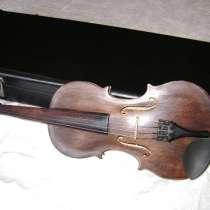 Скрипка мастеровая, в Воронеже