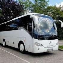 Заказ, аренда Автобуса от 23 до 55 мест. Новосибирск, в Новосибирске