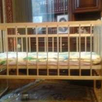 Кроватка детская, в Москве