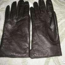 Женские кожаные перчатки, в Калуге