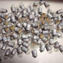 Лампа миниатюрная МН-6.3-0.3 Новые 147 штук, в г.Челябинск