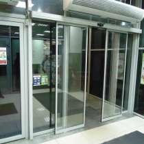Автоматические раздвижные двери, ворота изготовление, монтаж, в Екатеринбурге