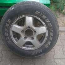 Продаю колеса на дисках 4 шт. 205/70 R15 для джипа, в г.Минск