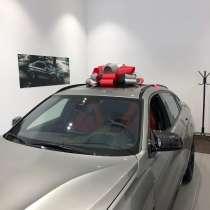 Бант на машину, в Кемерове