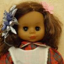 Красивую большую куклу ростом 60 см. в отличном состоянии, в г.Анапа
